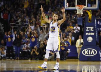 Diario de As América #283: Trece triples de Stephen Curry