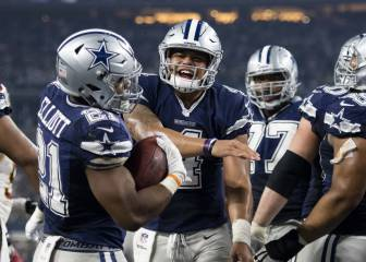 Power ranking NFL semana 12: ¿Un Cowboys vs Raiders?