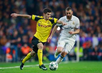 Dortmund starlet Pulisic makes history in Bernabéu stalemate
