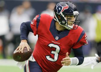 Savage salva a los Houston Texans y hunde a Osweiler
