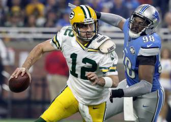 Green Bay Packers–New York Giants NFL: horarios y TV online