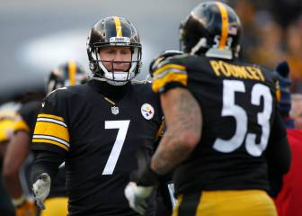 Los Pittsburgh Steelers son más que la triple 'B'