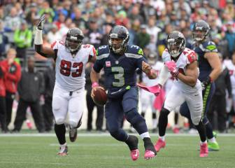 Atlanta Falcons – Seattle Seahawks: horarios y TV online
