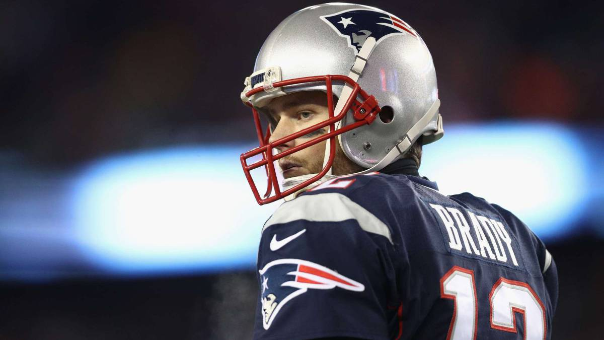 Tom Brady buscará su quinto anillo en la Super Bowl siempre que supere en la final de conferencia a los Pittsburgh Steelers.