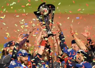 ''We are the Champions'', Estados Unidos se lleva el WBC