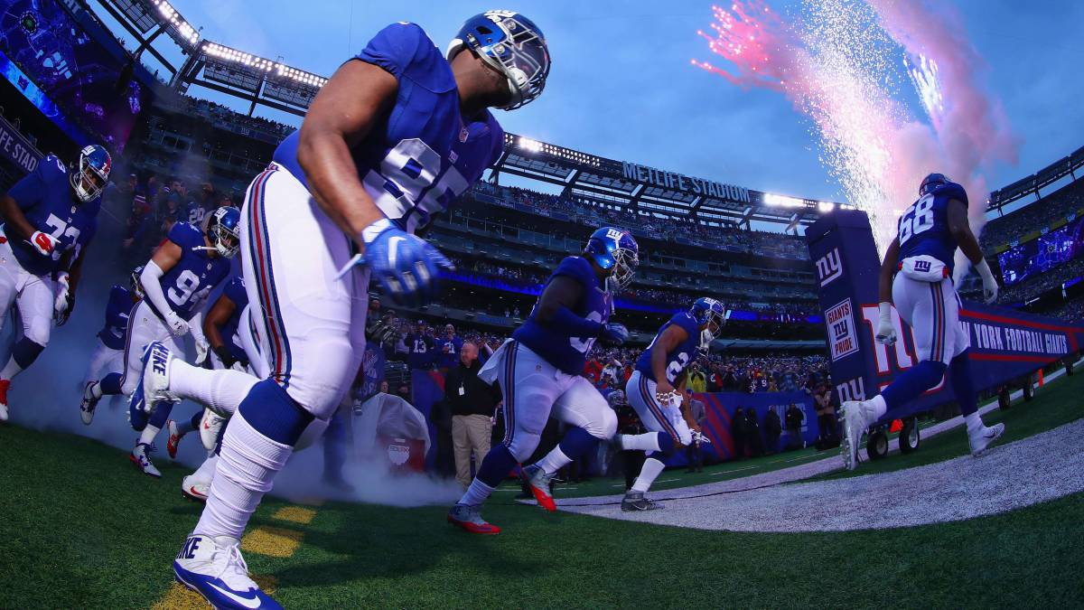 Sigue el tira y afloja entre Johnathan Hankins y los Giants