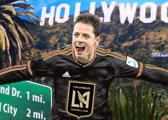 Chicharito al LAFC de la MLS: