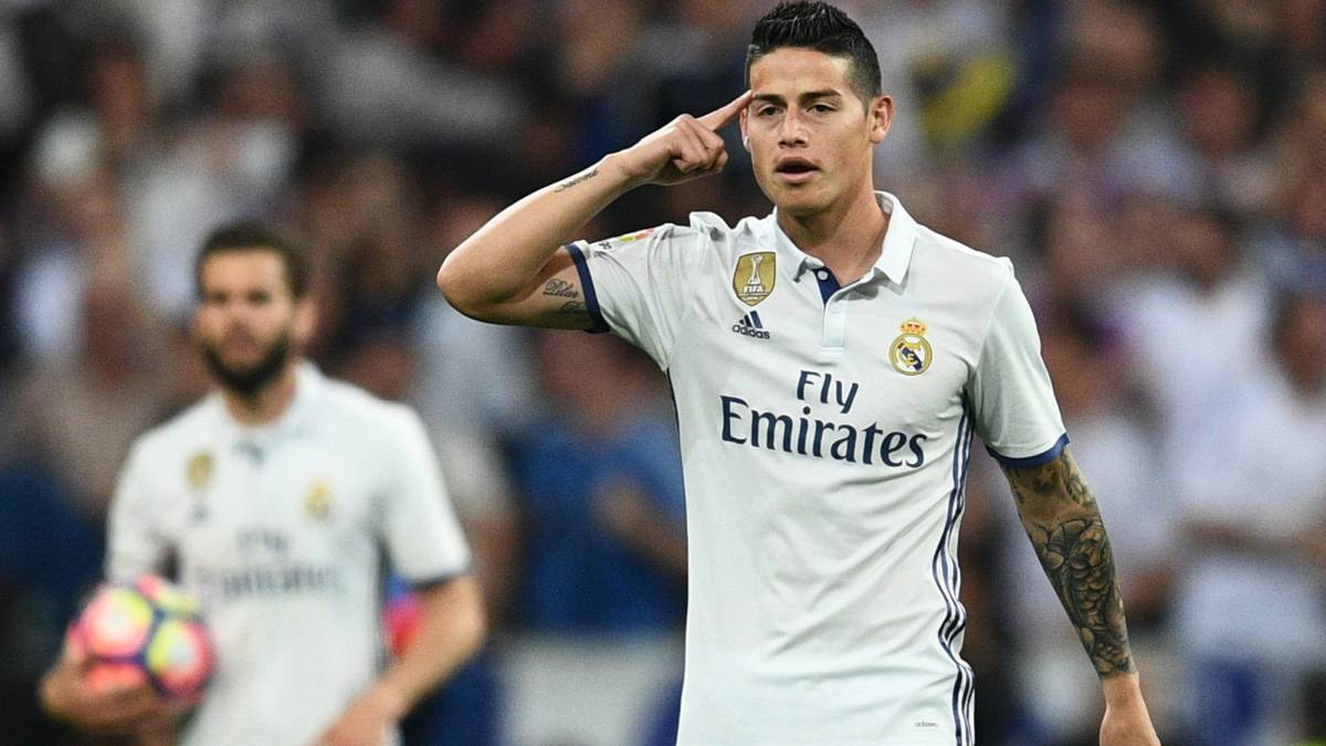 Manchester United y Milán quieren fichar a James