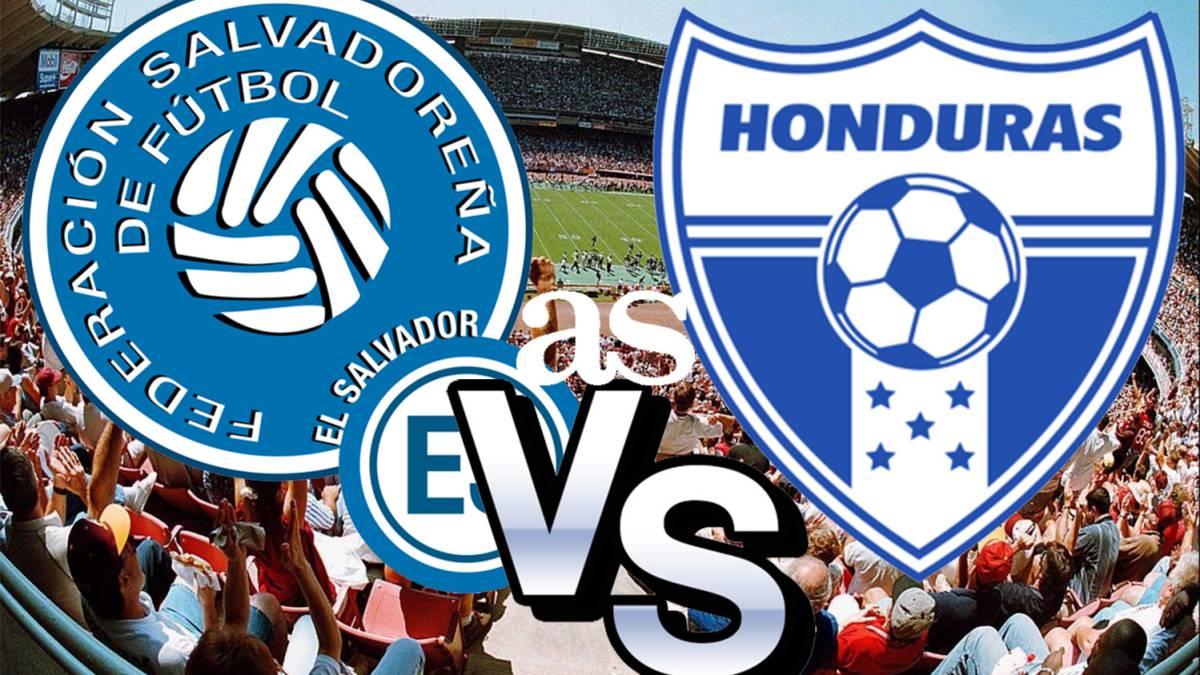 Sigue Honduras vs El Salvador en vivo online a40b7001cea4c