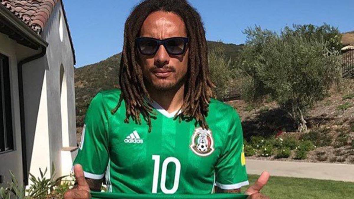 La traición de Jermaine Jones, ¡¿hincha de México y Chicharito?!