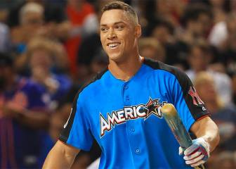 Aaron Judge no es humano... ¡Dominio total y trofeo!
