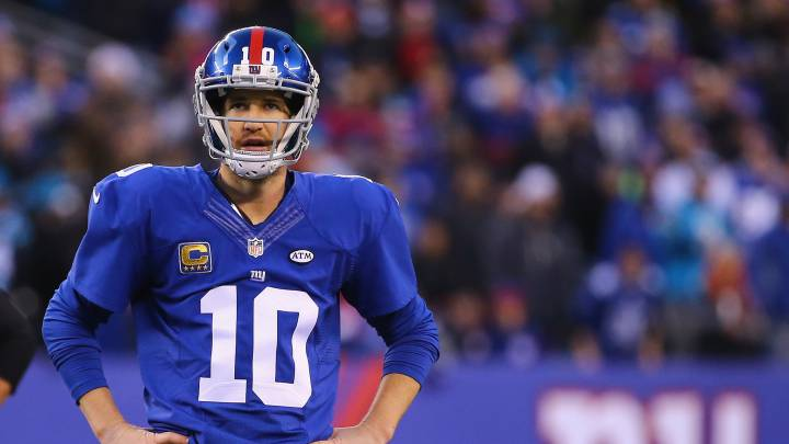 Damon Harrison compara a Eli Manning con LeBron James