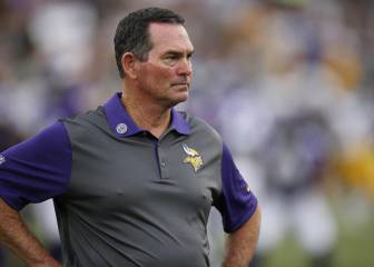 Mike Zimmer a Michael Floyd: 'Sí me mientes te voy a cortar'