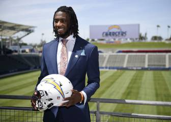 Mike Williams puede perderse el 2017 por una hernia discal