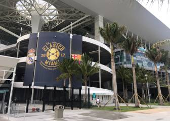 Hard Rock Stadium ready for El Clásico Miami