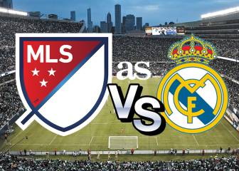 Sigue la última hora del MLS All Stars-Real Madrid