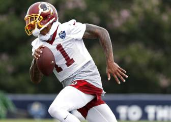 La imparable ascensión de Terrelle Pryor en los Redskins