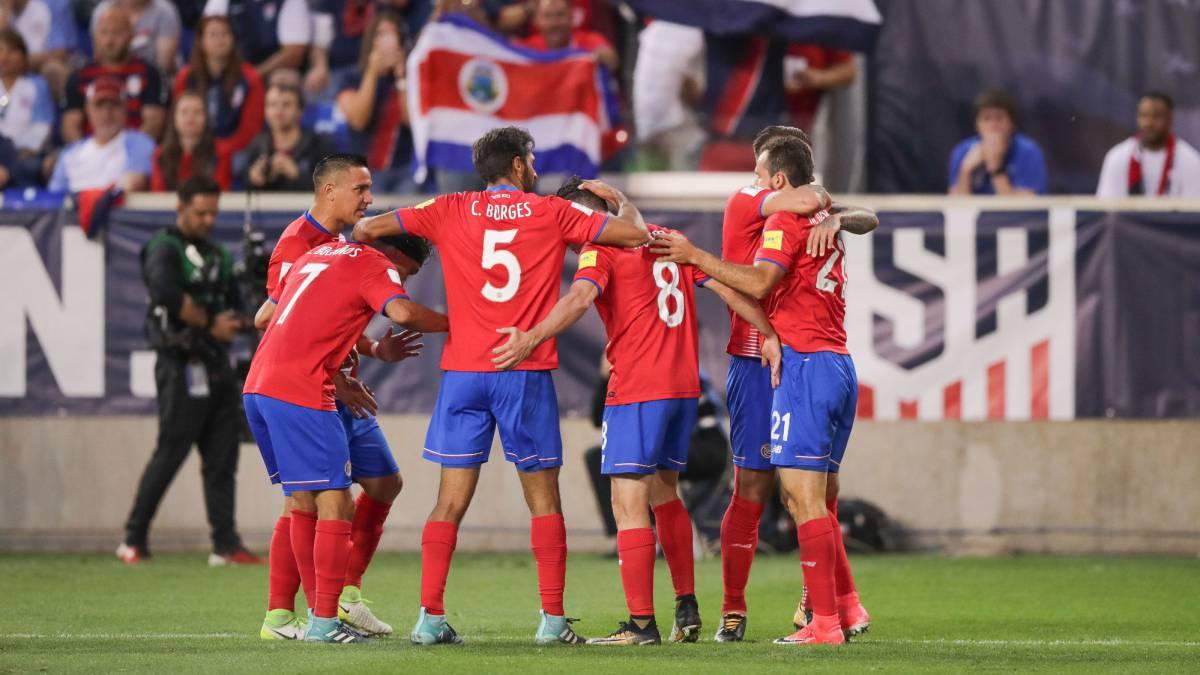 Estados Unidos 0-2 Costa Rica | resultado y goles: Hexagonal Concacaf