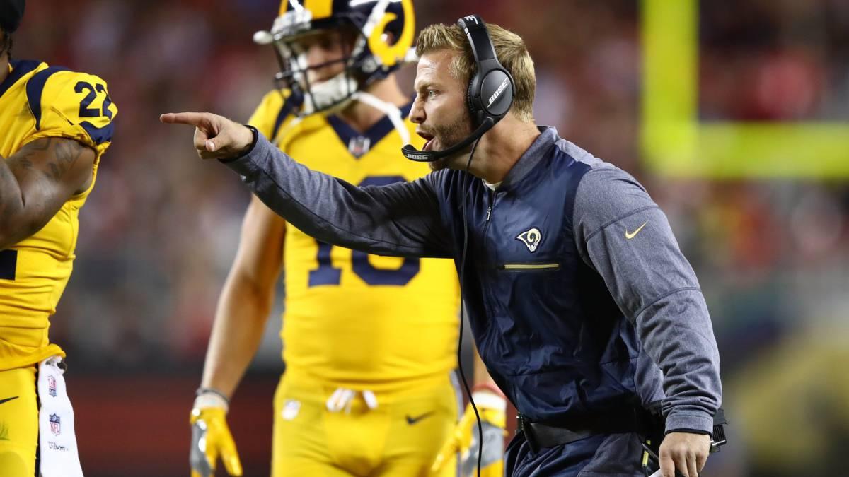 La revolución ofensiva de los Rams de Sean McVay