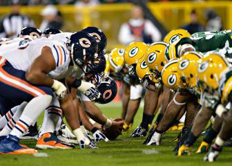 "Green Bay Packers vs Chicago Bears: ""El clásico"" de la NFL"