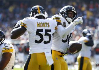 Baltimore Ravens vs Pittsburgh Steelers en vivo online: NFL 2017