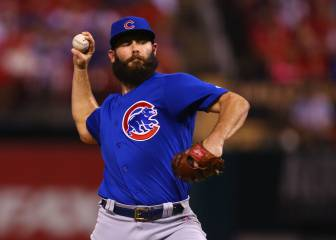 Washington Nationals-Chicago Cubs de los playoffs de la MLB: horario y TV online
