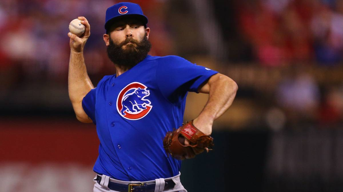 Jake Arrieta será un factor clave durante el transcurso de esta serie entre Chicago Cubs y Washington Nationals.