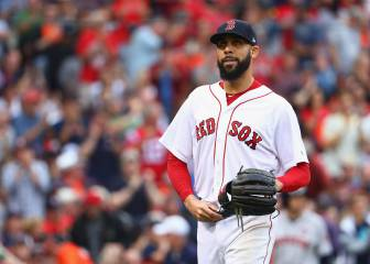 Un heroico David Price salva a los Red Sox de la eliminación