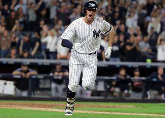 Greg Bird decide un fabuloso duelo de pitchers con un swing