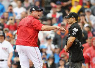 John Farrell es despedido tras 5 años por Boston Red Sox