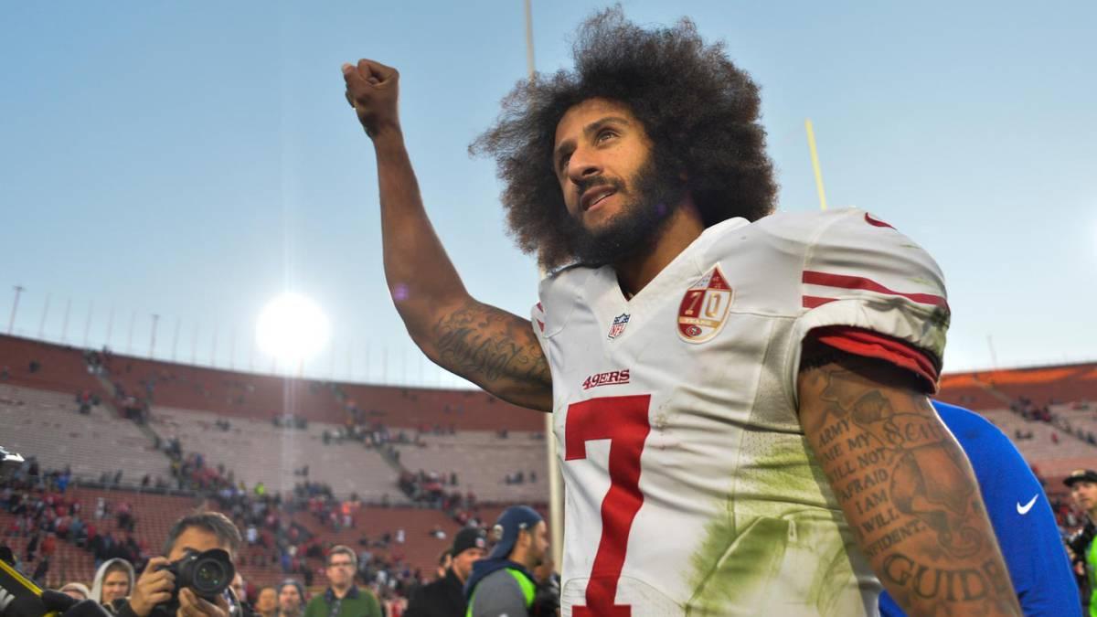Colin Kaepernick demanda a la NFL por confabulación