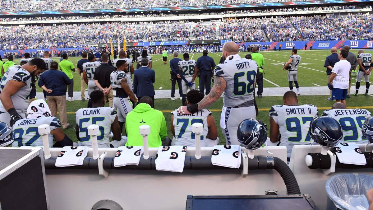 Los Seahawks ganan con una defensa imponente