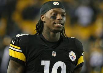 Martavis Bryant pide el trade abiertamente a los Steelers