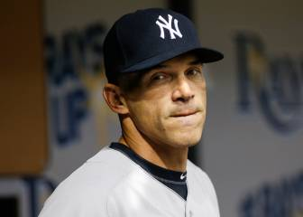 Joe Girardi no seguirá con los New York Yankees en 2018