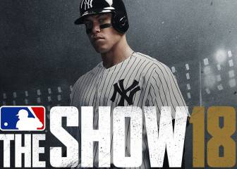 Aaron Judge será la portada del 'MLB The Show 18'