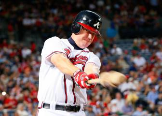 Chipper Jones, Thome y Vizquel, candidatos al Hall of Fame