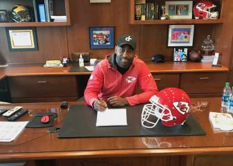 Darrell Revis sale de su isla y se une a los Kansas City Chiefs