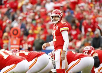 Los Chiefs se hunden definitivamente ante los Bills