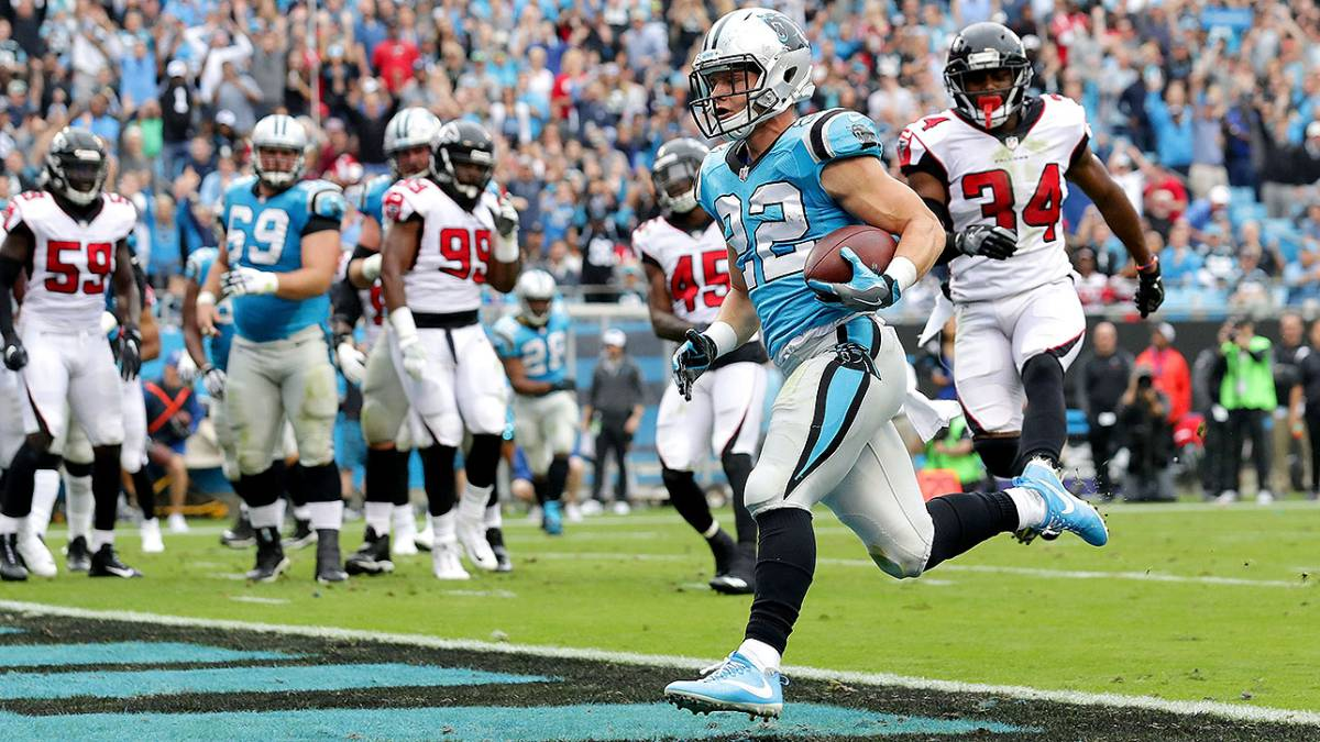 Panthers vs Falcons en vivo online: Semana 17, NFL