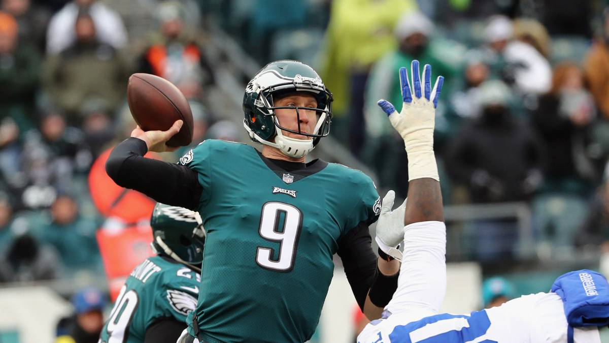 Eagles, en manos de Nick Foles