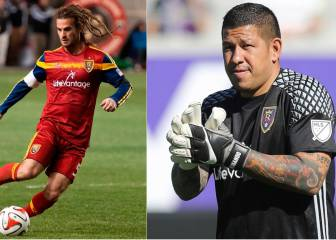 ¿Se mantendrán Beckerman y Rimando con Real Salt Lake?
