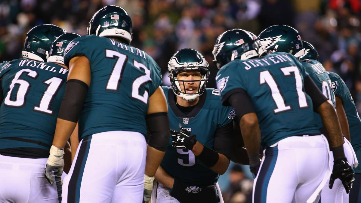 Eagles levantan el vuelo en el Lincoln Financial Field