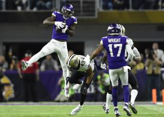 "Vikings ganan con el ""Milagro en Minneapolis"""