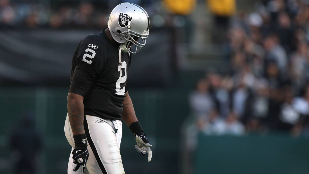 NFL | ¿Qué fue de JaMarcus Russell? El primer pick global en 2007 ...