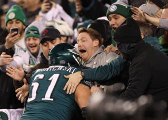 Eagles, a romper la maldición de no ganar un Super Bowl