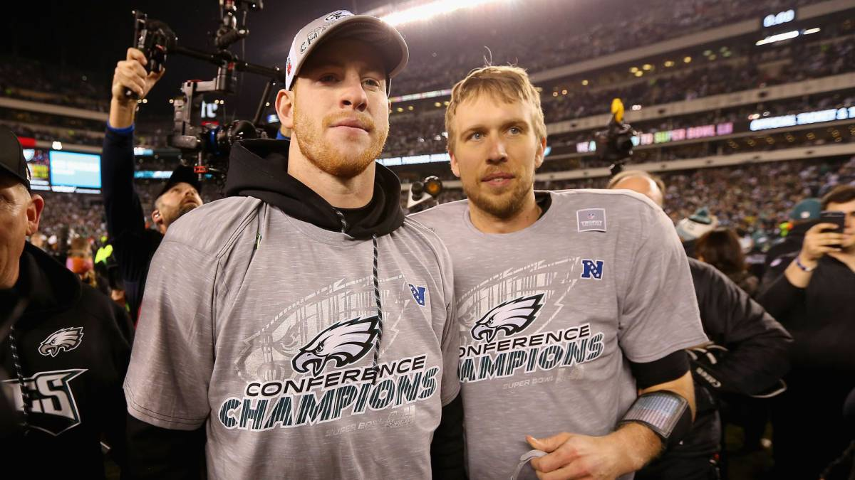 Philadelphia Eagles regresa al Super Bowl por primera vez en 13 años