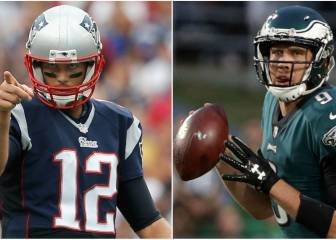 Eagles vs. Patriots: Super Bowl repetido en Minneapolis