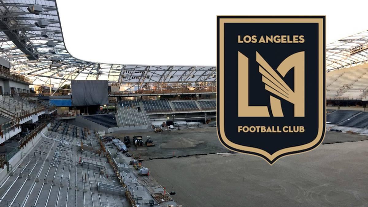 MLS  Así va la construcción del nuevo estadio de Los Ángeles FC - AS USA 070c6f044527c