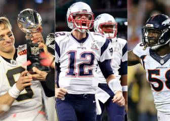 ¿El color del uniforme marca diferencia en un Super Bowl?