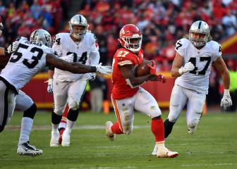 Kareem Hunt quedó en shock por el trapsaso de Alex Smith